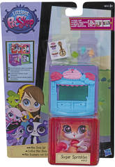 Littlest pet shop Mini Playsets Boîtes