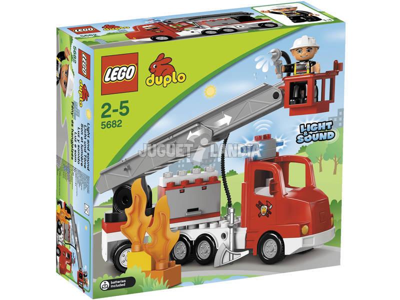 Lego Duplo Camión De Bomberos