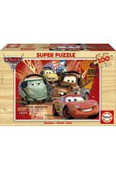 Puzzle 100 Cars 2 Madera