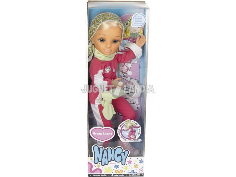Nancy Green Sports