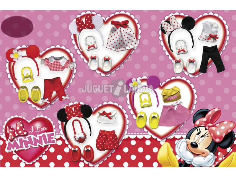 I love Minnie Set d´habits