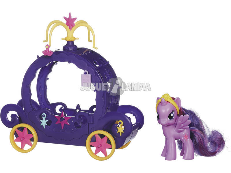 My Little Pony La Carroza