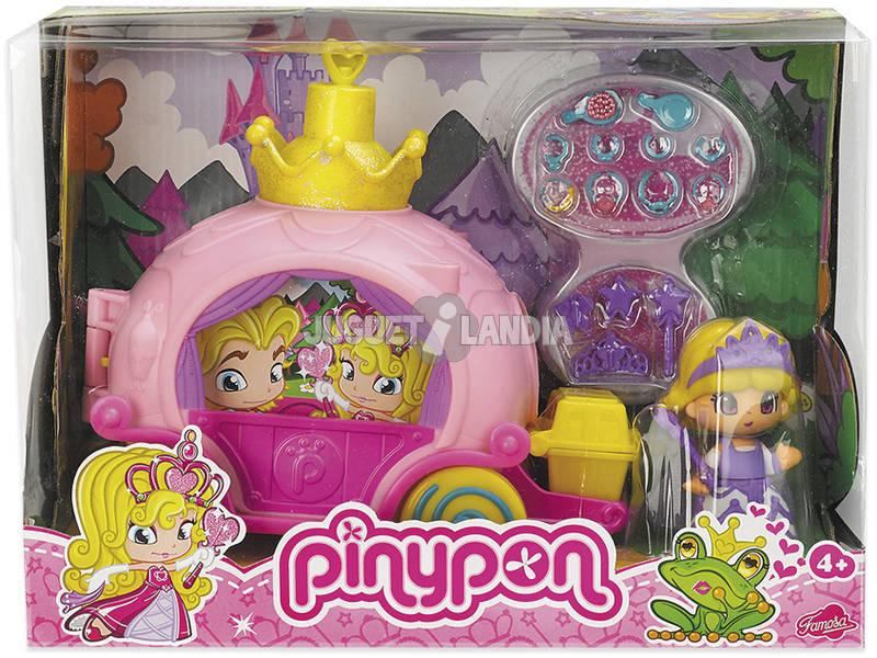 Pin y Pon Carrozza da Principessa