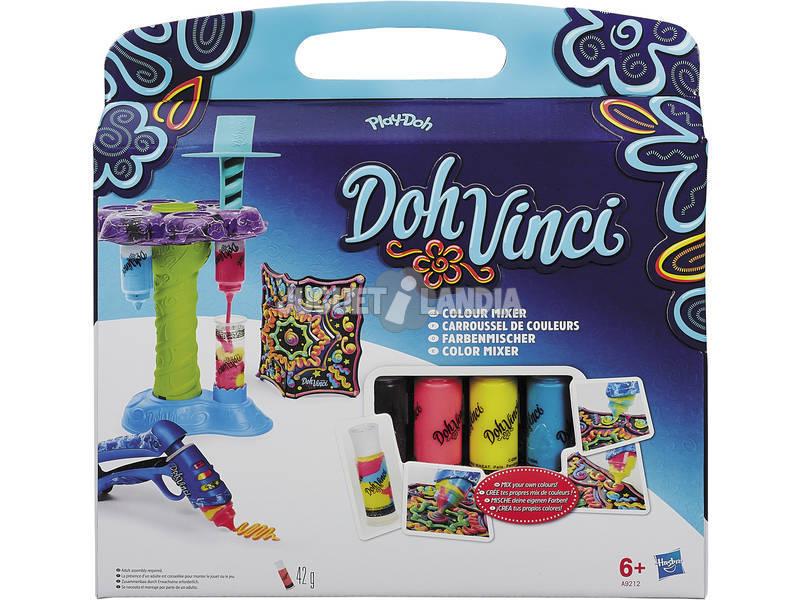 Play Doh Dohvinci Blendables Mixer
