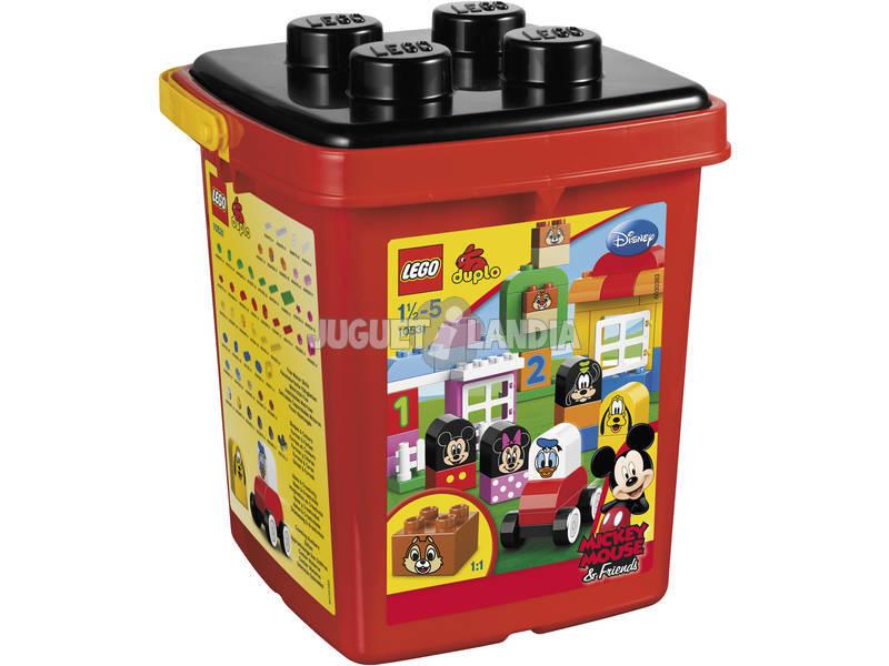 Lego Duplo Cubo Disney Mickey y Sus Amigos