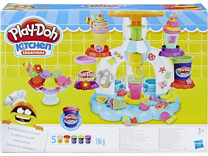 Playdoh Gelados Chupa - chupa Hasbro B0306