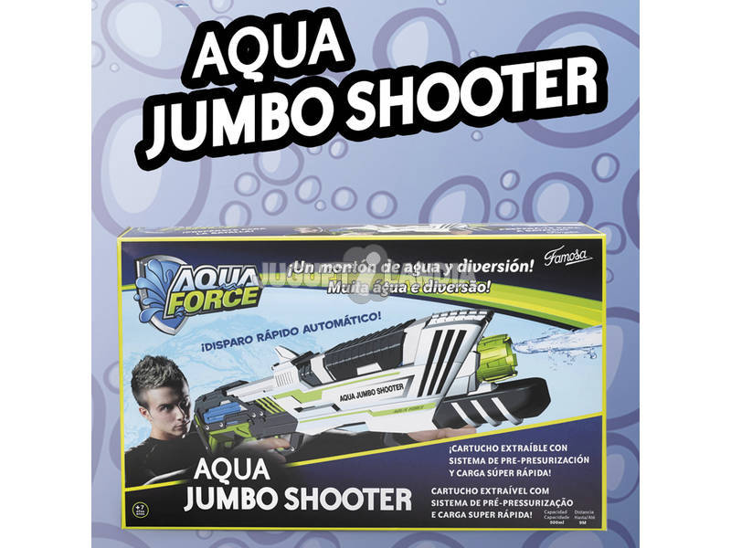 Aqua Force Aqua Jumbo Shooter