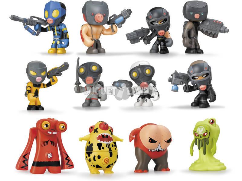 Mutant Busters Figure Basique