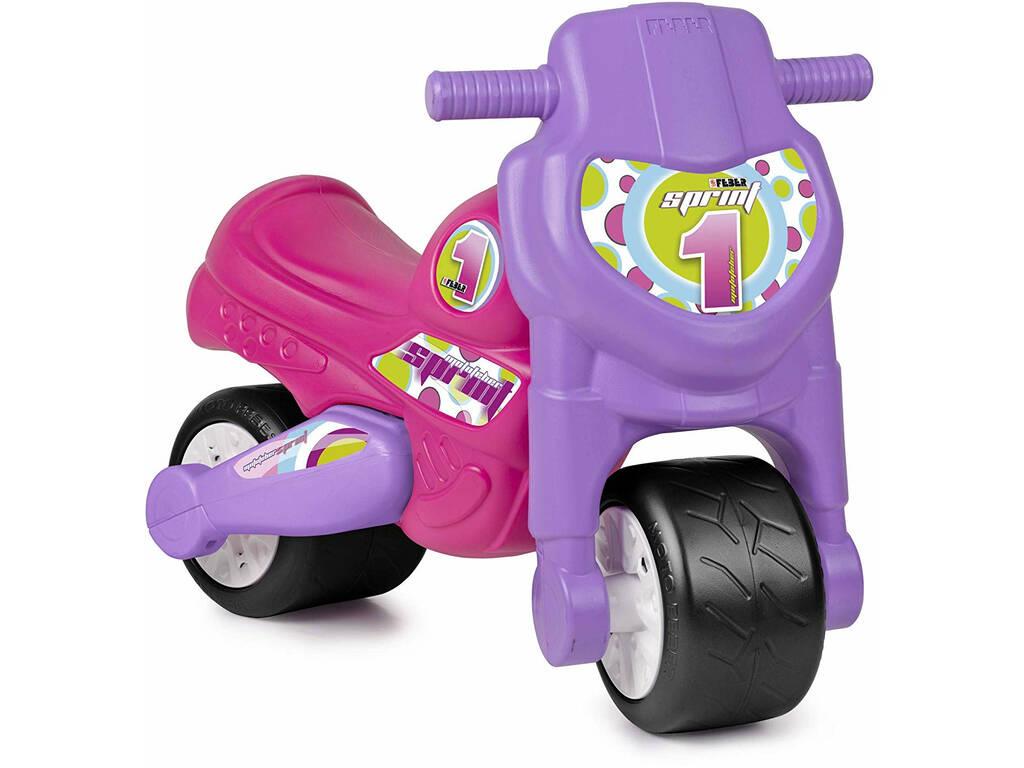 Cavalcabile Motofeber 1 Sprint Girl Famosa 800009166
