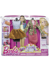 Barbie Vestidos Pack 2 Modas