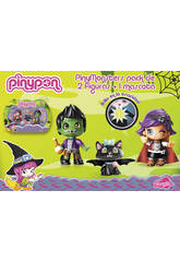 Pin y Pon Pinymonsters Pack 2 figuras