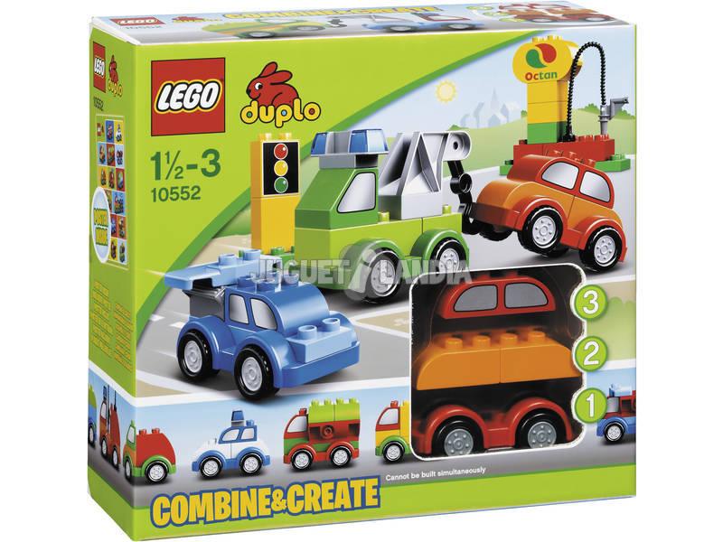 Lego Duplo En la Ciudad Mis Primeros Vehículos