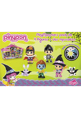 Pin y Pon Pinymonsters Pack 4 figuras y 2 Pets