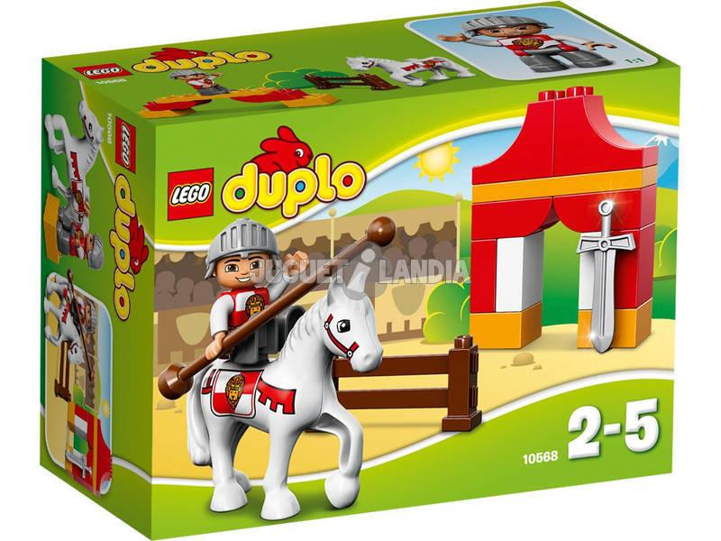 Lego Duplo Il Treno Dei Cavalieri