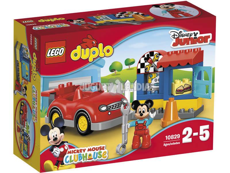 Lego Taller de Mickey