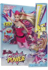 Barbie Superprincesa 2 en 1
