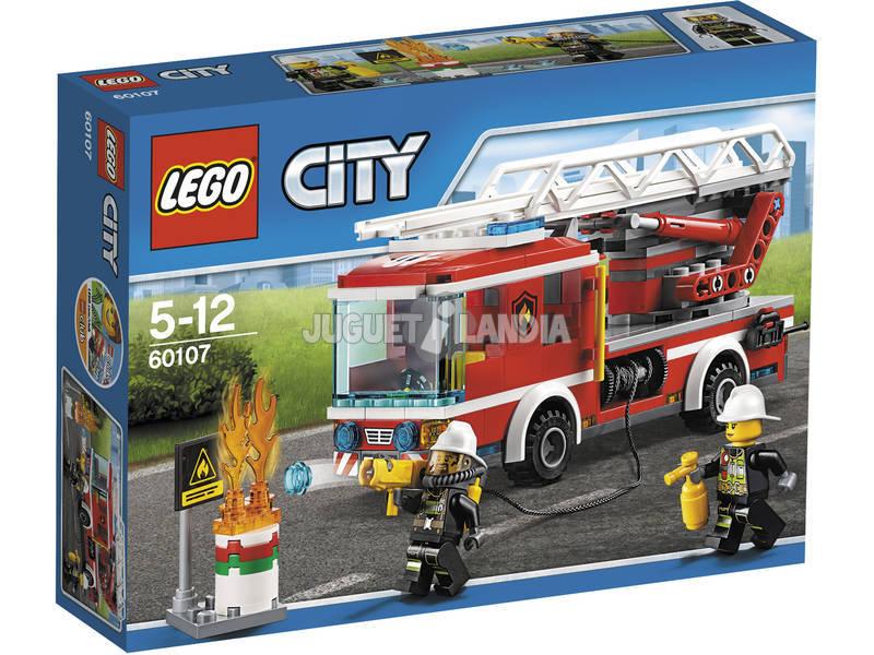 Lego Truck Fire com Escada