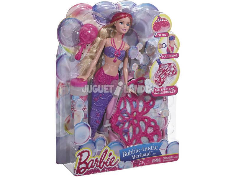 Barbie Sirena Bolle Magiche
