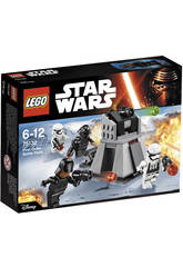 Lego Star Wars Confidential Battle pack E7 Villain