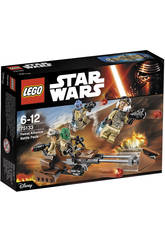 Lego Star Wars Pack de Combate Rebelde
