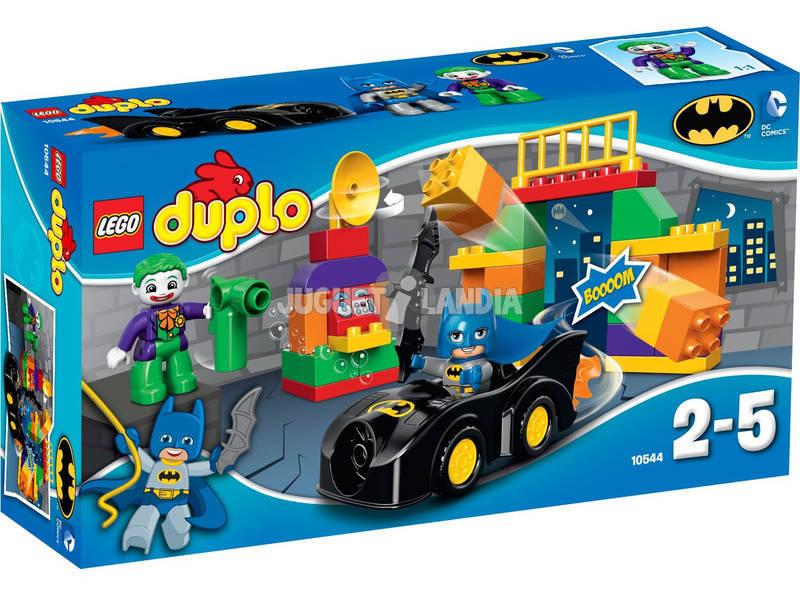 Lego Duplo El Desafio del Joker