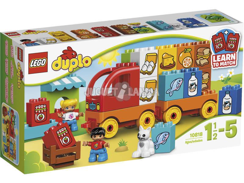 Lego Duplo Meu Primeiro Caminhão 10818