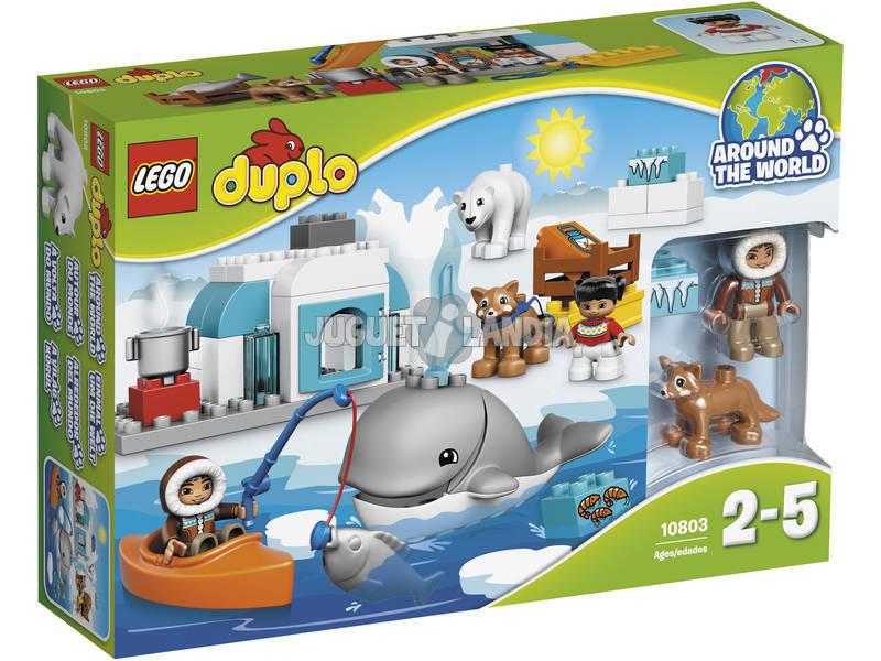 Lego Duplo Artico 10803