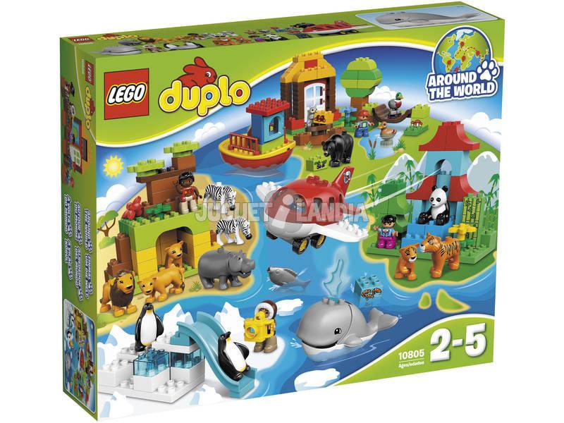 Lego Duplo ao Redor do Mundo 10805