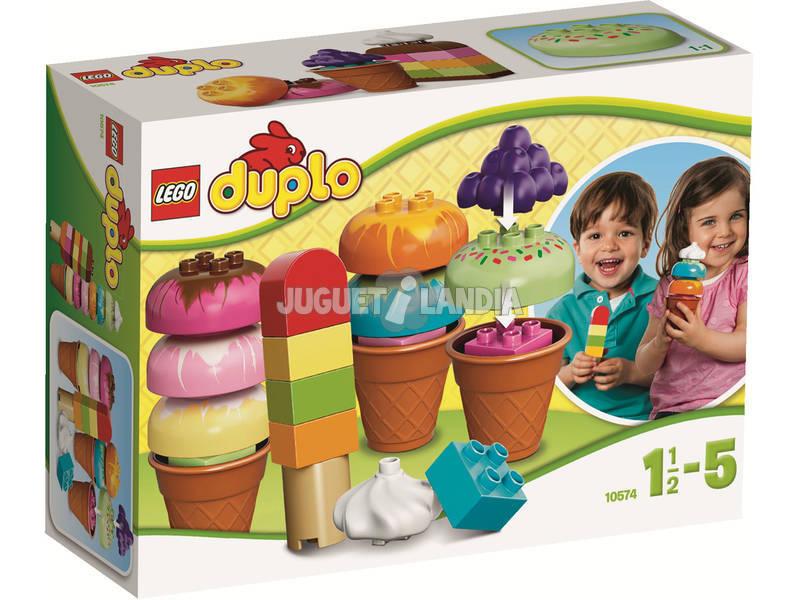 Lego Duplo Gelati Creativi