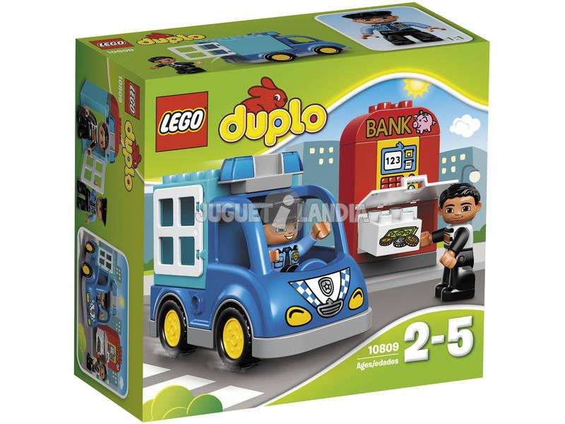 Patrulha Policial Lego Duplo 10809