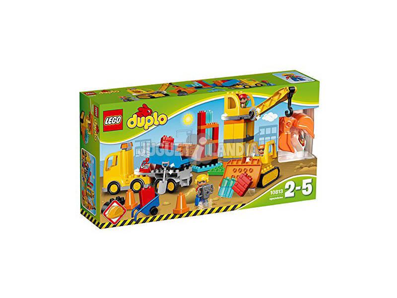 Lego Duplo Grande Projecto de Construção 10813