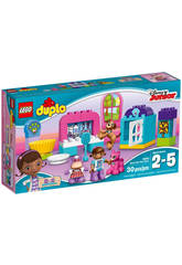 Lego Duplo Clinica Veterinaria Doctora Juguetes