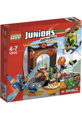 LEGO Juniors Le temple perdu de NINJAGO