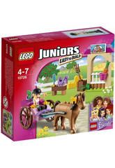Lego Juniors Carruaje de Stephanie