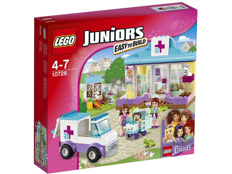 Lego Juniors Clinica Veterinaria de Mia