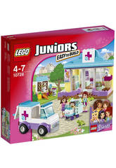 LEGO Juniors Clinique Vétérinaire Mia