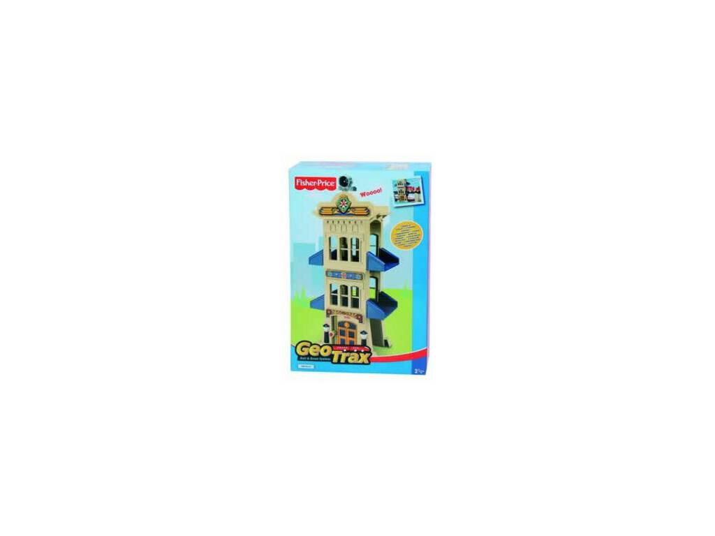 Surtido Fisher Price Accesorios Geotrax Mattel 2172