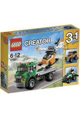 Lego Creator Transporte de Helicoptero