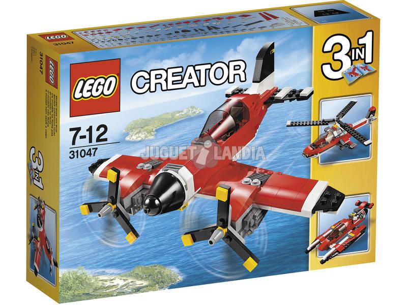 Lego Creator Avião com Hélices