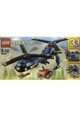 LEGO Creator Hélicoptère Double Hélice