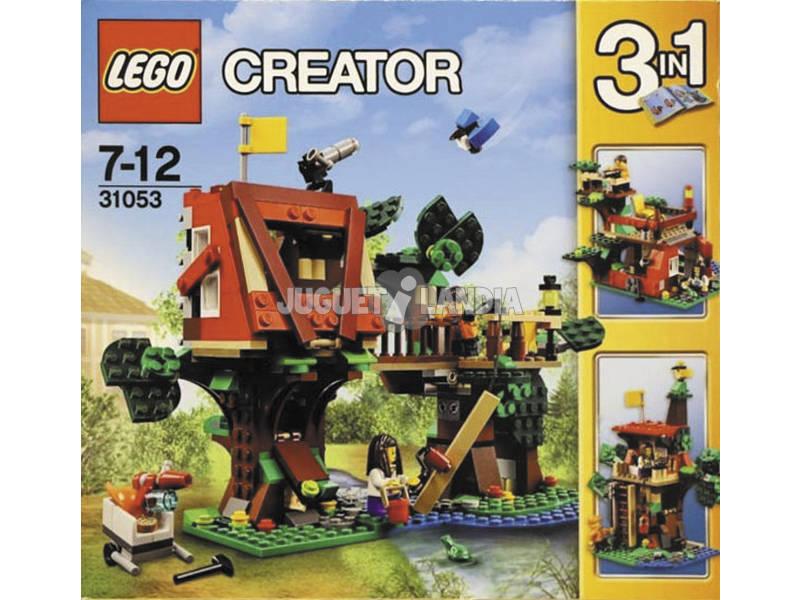 Acheter lego creator les aventures de la maison dans l for Aventures de maison