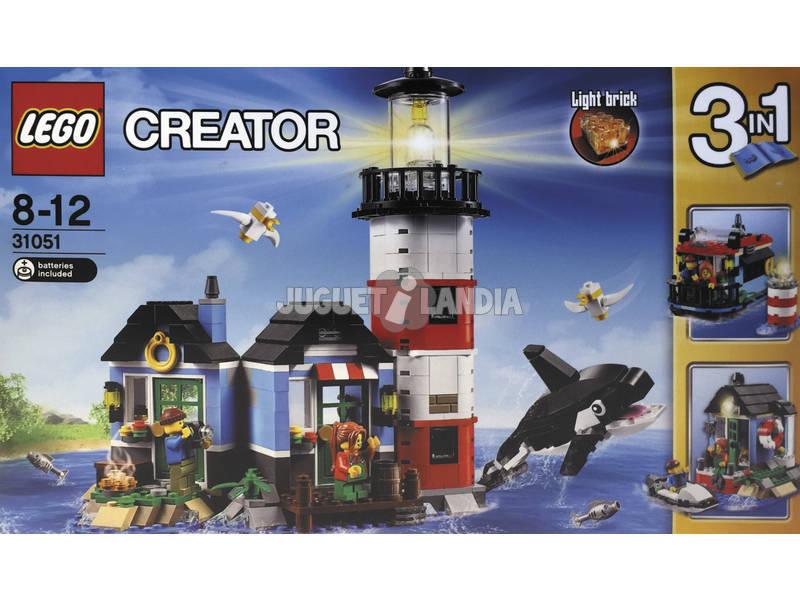 Lego Creator Isla del Faro