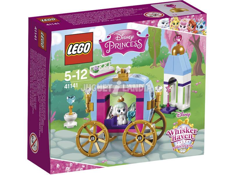Lego Disney Princess- La Carrozza Reale di Pumpkin