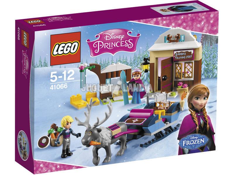 Lego Disney Princess: l'Avventura sulla Slitta di Anna e Kristoff
