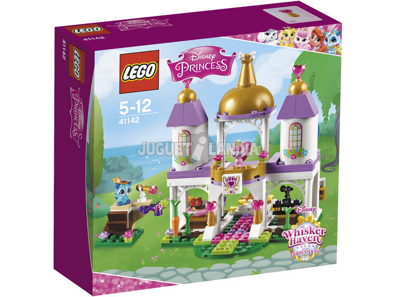 Lego Disney Princess-Il Castello Reale dei Palace Pets