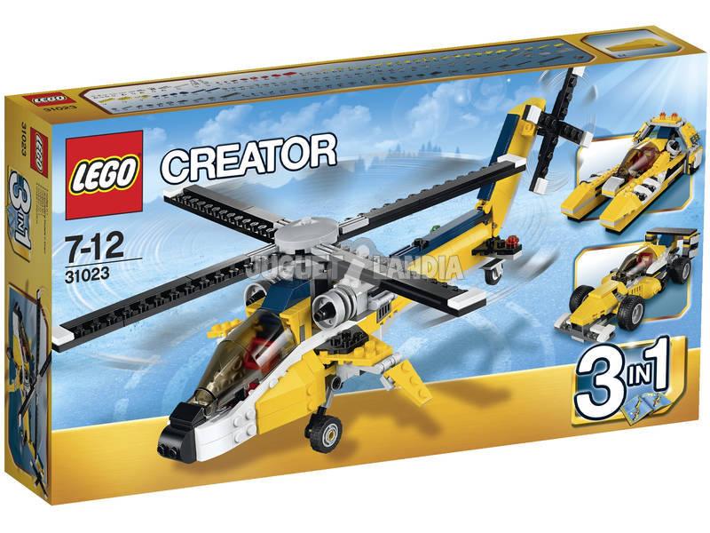 Lego Creator Elicottero Veloce