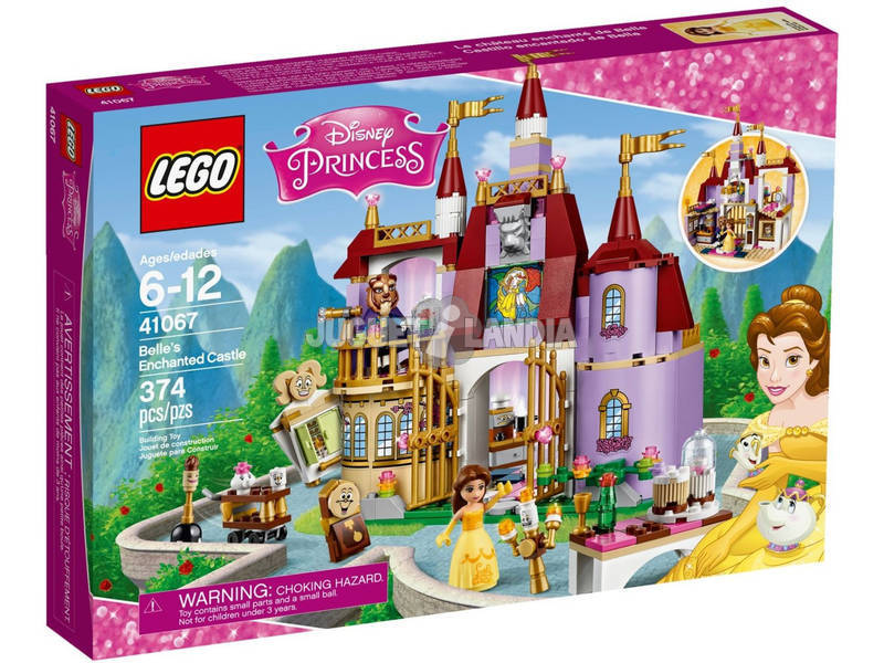 Lego Disney Princess Il Castello Incantato di Belle