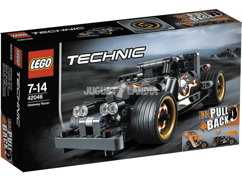 Lego Technic- Superbolide