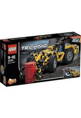 Lego Technic Cargadora de Mineria