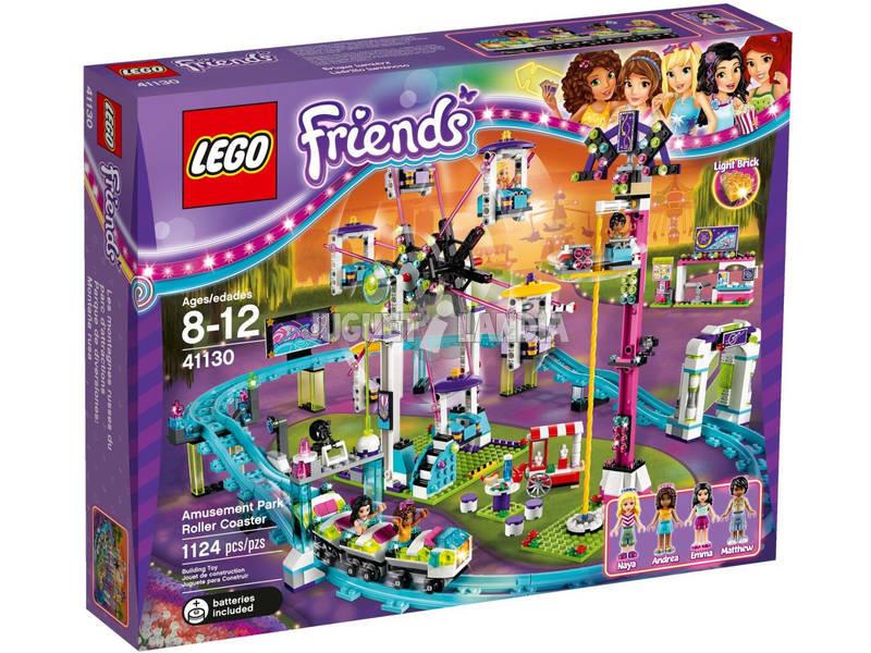 Lego Friends Parque Atrações Montanha Russa 41130